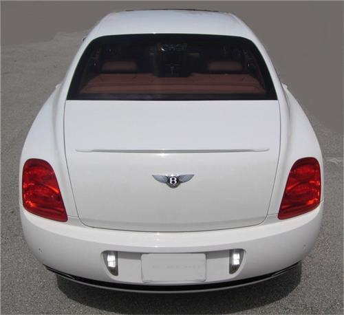 Bentley Flying Spur For Sale: 2005-2013 Bentley Flying Spur Euro Style Rear Lip Spoiler