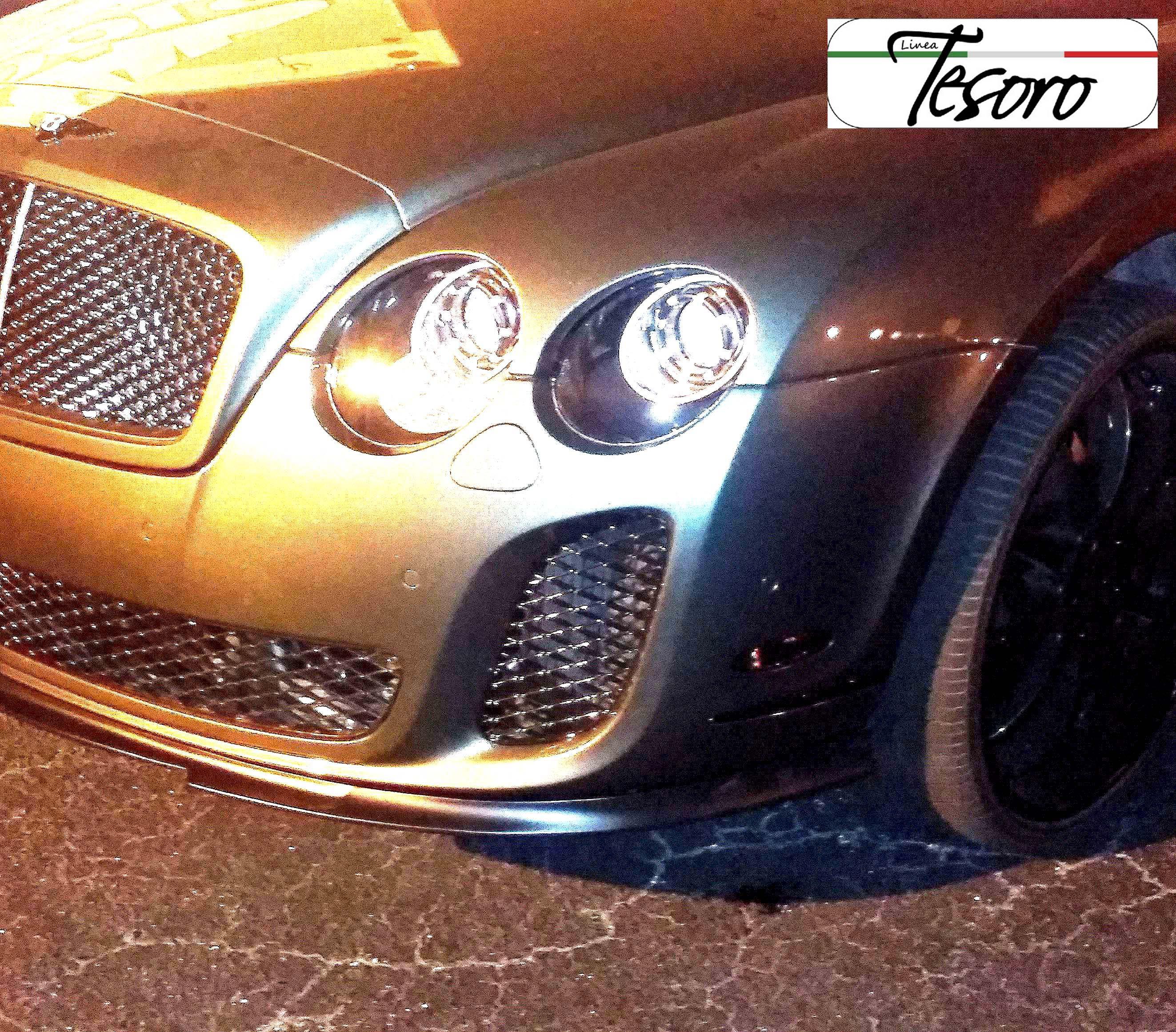 2009-2012 Bentley Continental GT / GTC Super Sport Front