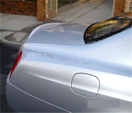 2005-2013 Bentley Flying Spur Euro Style Rear Lip Spoiler