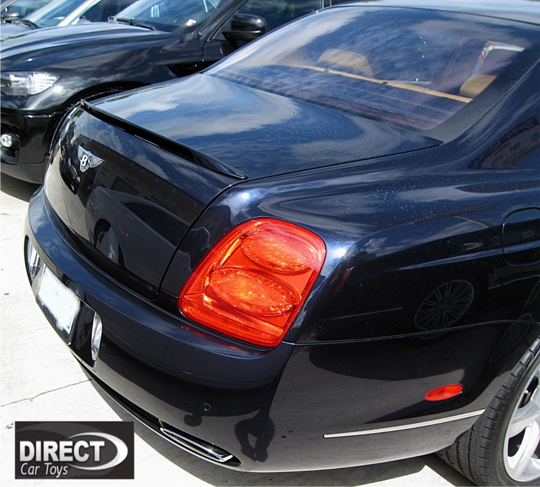 Bentley Flying Spur For Sale: 2005-2013 Bentley Flying Spur Sport-Line Rear Lip Spoiler