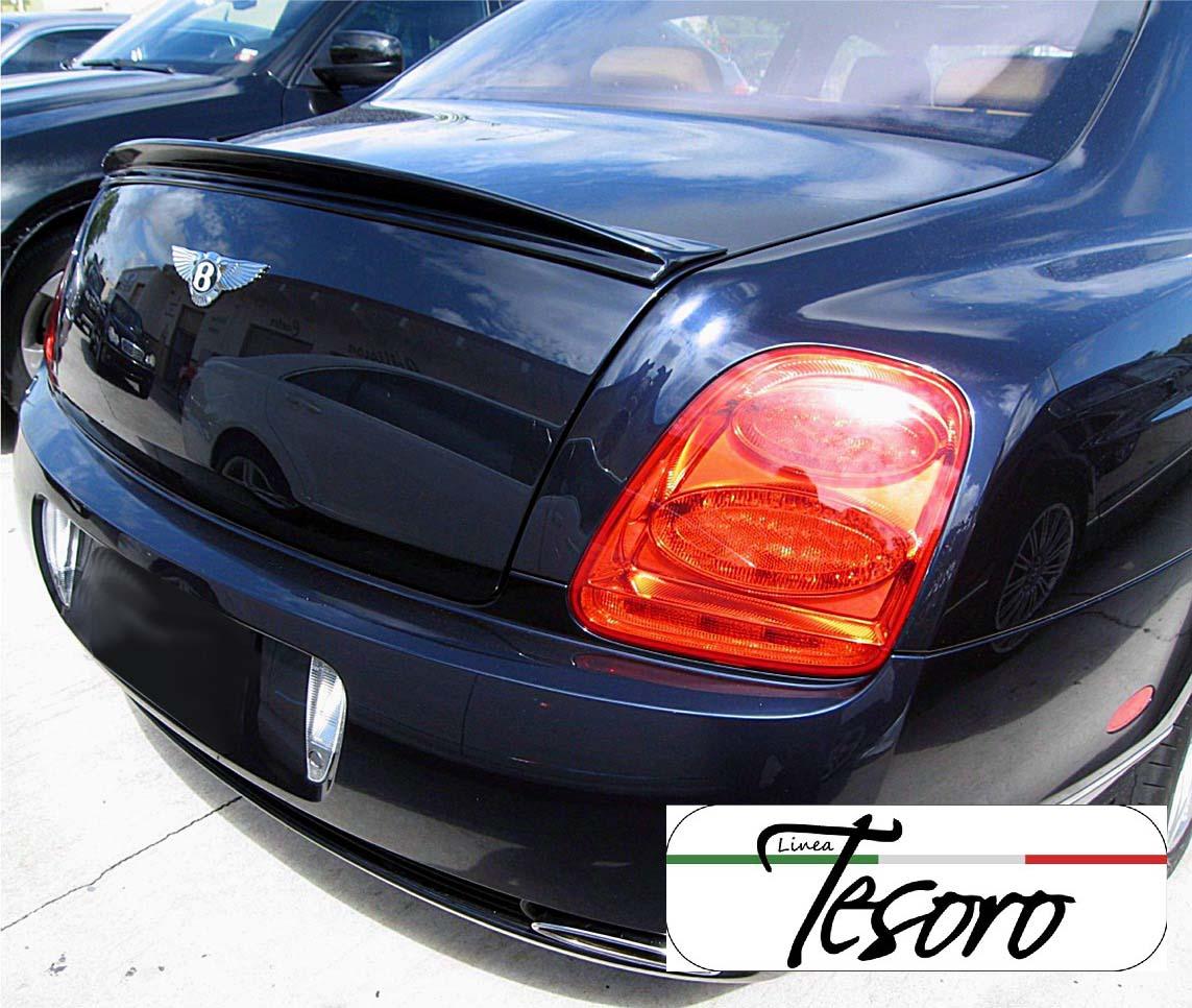 2005-2013 Bentley Flying Spur Linea Tesoro Rear Lip Spoiler