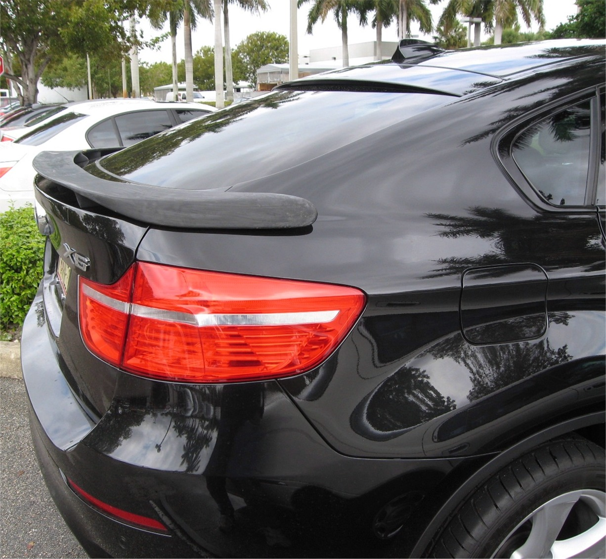 Bmw X6 Sale: 2008-2013 BMW X6 H-Style 3 Post Rear Wing Spoiler