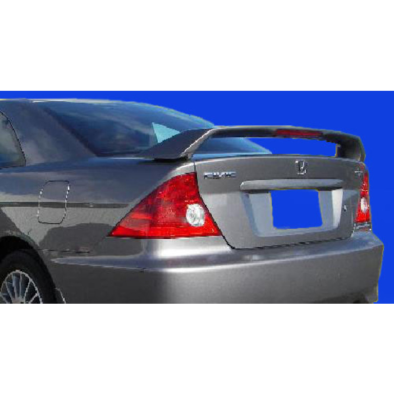 SPOILER FOR A HONDA ACCORD 2-DOOR COUPE FACTORY STYLE SPOILER 2003-2005