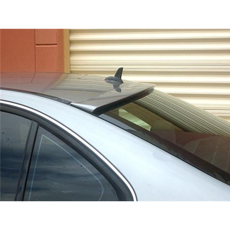 Painted Process Roof Spoiler for Mercedes W204 OE Type Class C ABS 2008+