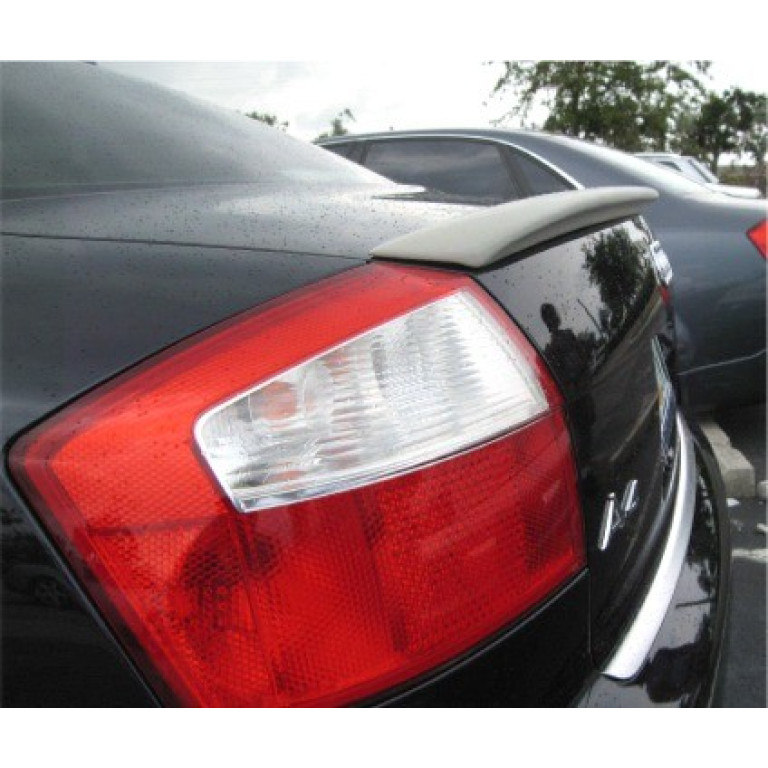 2001 2005 Audi A4 Abt Style Rear Lip Spoiler