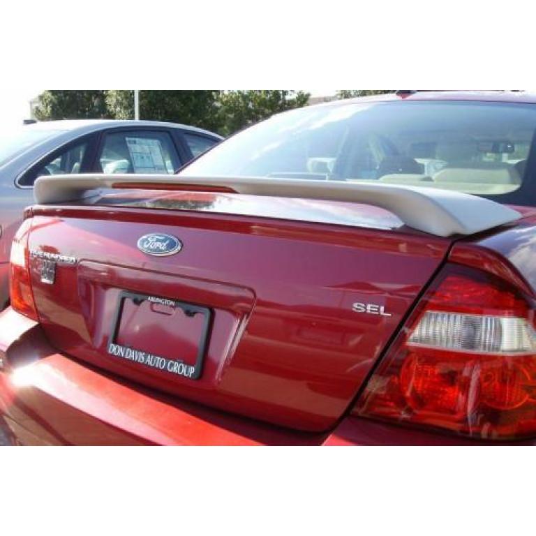 Fits 2005-2008 Ford Five Hundred Custom Spoiler Wing Primer NEW