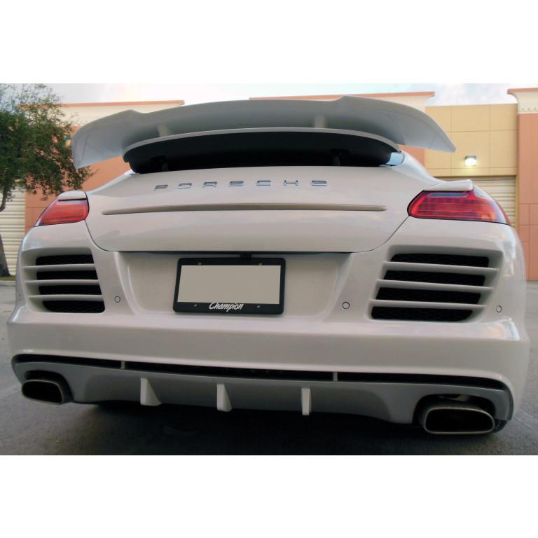 Bosch Superplus Spoiler frontal escobilla conjunto para Porsche Panamera 2009-2016