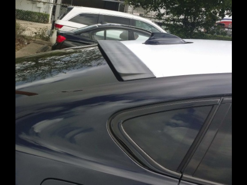 Amazing Quick Overview. 2014 2017 BMW X6 Tesoro Rear Roof Spoiler ...