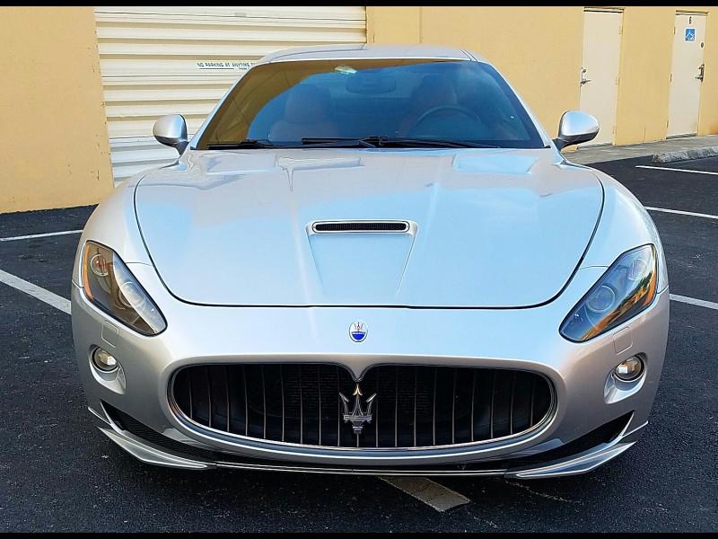 2007-2017 Maserati GranTurismo Trofeo MC style Vented ...