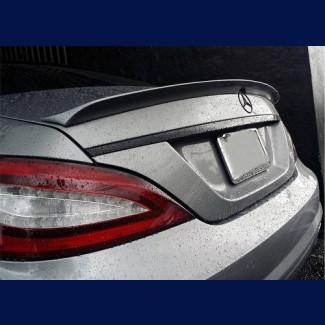 2011-2017 Mercedes CLS Sport Style Rear Lip Spoiler