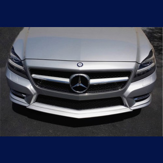2011-2014 Mercedes Benz CLS  Sport Style Center Front Lip Spoiler