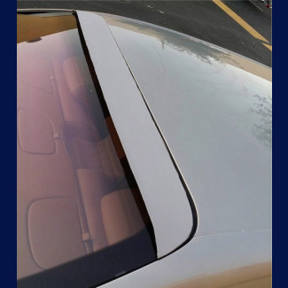2005-2013 Bentley Flying Spur Euro Style Rear Roof Glass Spoiler