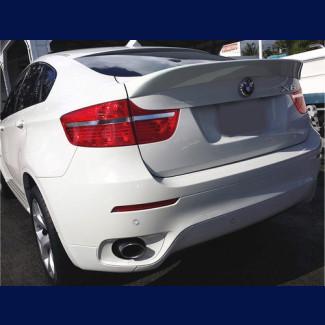 2008-2013 BMW X6 ACS Style Rear Lip Spoiler