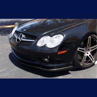 2002-2006 Mercedes SL Euro Style Front Lip Spoiler