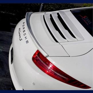 2012-2014 Porsche 911 / 991 VRT Style Rear Lip Spoiler