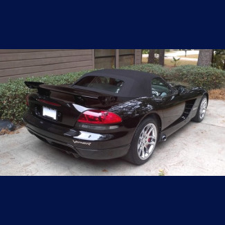 2003-2010 Dodge Viper SRT Style 5pc Rear Wing Spoiler