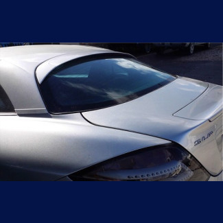 2003-2009 Mercedes SLR McLaren Tesoro Style Rear Roof Glass Spoiler