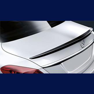 2015-2017 Mercedes C-Class Sedan Factory Style Rear Lip Spoiler