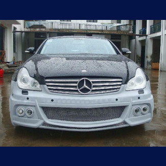 2005-2009 Mercedes Benz CLS W-Style Front Bumper