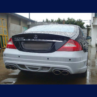 2005-2009 Mercedes Benz CLS W-Style Rear Bumper