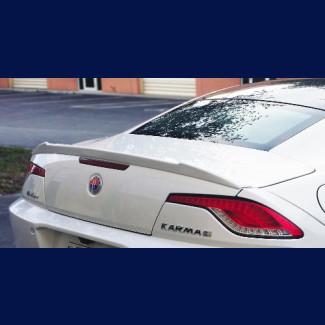 2011-2012 Fisker Karma Linea Tesoro Rear Trunk Lip  Spoiler