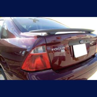 2005-2007 Ford Focus Sedan Tuner Style Rear Wing Spoiler