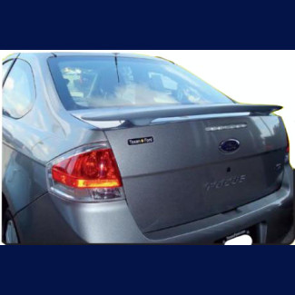 2008-2011 Ford Focus Sedan Tuner Style Rear Wing Spoiler