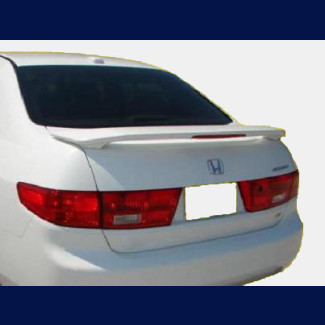 2003-2005 Honda Accord Sedan Factory Style Rear Wing Spoiler w/Light