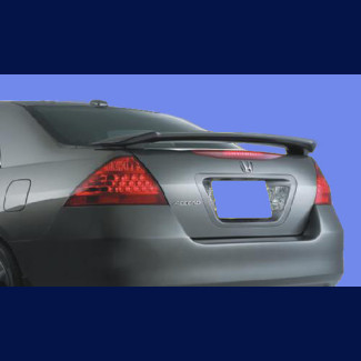 2006-2007 Honda Accord Sedan Factory Style Rear Wing Spoiler w/Light