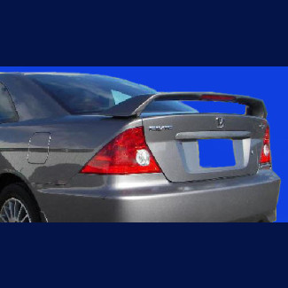 2001-2005 Honda Civic Coupe Factory Style Rear Wing Spoiler