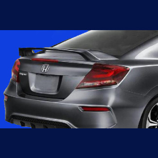 2012-2015 Honda Civic Coupe Factory Style Rear Wing Spoiler