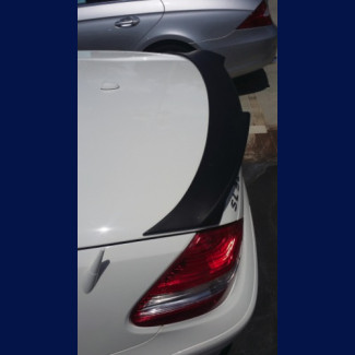 2002-2012 Mercedes SL W-Style Rear Lip Spoiler