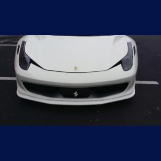2010-2015 Ferrari 458 Italia Linea Tesoro 1pc Front Lip  Spoiler