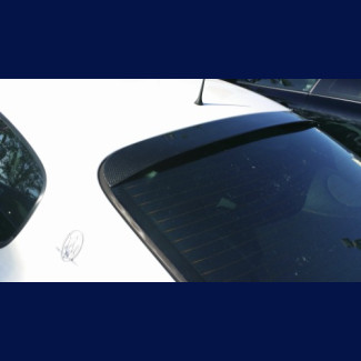 2002-2007 Maserati GranSport Coupe Tesoro Style Roof Glass Spoiler