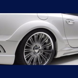 2003-2011 Mercedes SL-Class W-Style Rear Fender Flares