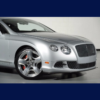 2012-2015 Bentley Continental GT Factory Style Front Lip Spoiler