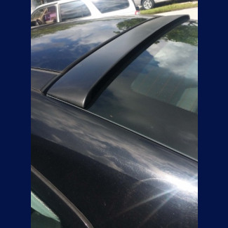 2001-2007 Mercedes Coupe C-Class L-Style Rear Roof Spoiler