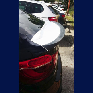 2015-2017 BMW X6 Tesoro Style Rear Lip Spoiler