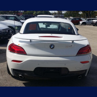 2009+ BMW Z4 Euro Style 2 post Rear Wing Spoiler