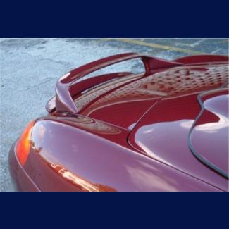 1997-2004 Porsche Boxster Sport Style Dual Wing Spoiler