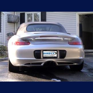 1997-2004 Porsche Boxster Aero Style Rear Wing Spoiler w/Brake Light