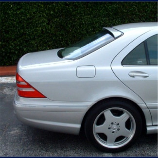 1999-2006 Mercedes S-Class L-Style Rear Roof Spoiler