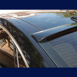 2010+ Mercedes E-Class Coupe Euro Style Rear Roof Spoiler