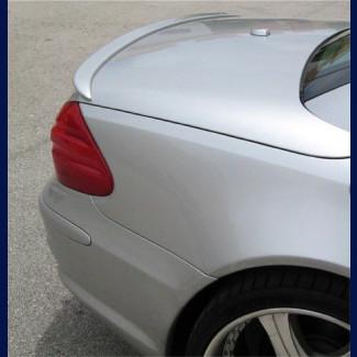 2002-2012 Mercedes SL Euro Style Rear Lip Spoiler