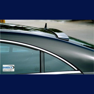 2005-2006 Mercedes Benz CLS L-Style Rear ROOF Spoiler