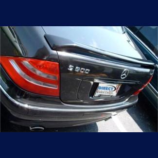 1999-2006 Mercedes S-Class L-Style Rear Wing Spoiler
