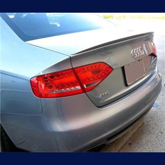 2009-2015 Audi A4 M3 Style Rear Lip Spoiler