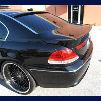 2002-2005 BMW 7-Series ACS Style Rear Lip Spoiler