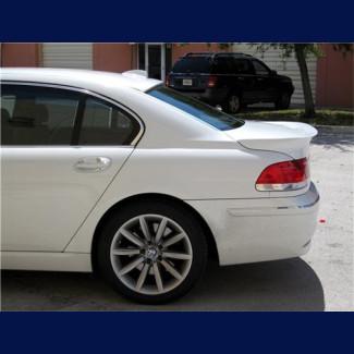 2005-2008 BMW 7-Series Alpina Style Rear Lip Spoiler