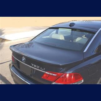 2005-2008 BMW 7-Series ACS Style Rear Lip Spoiler